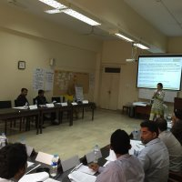Training of Trainers April 2015 Islamabad